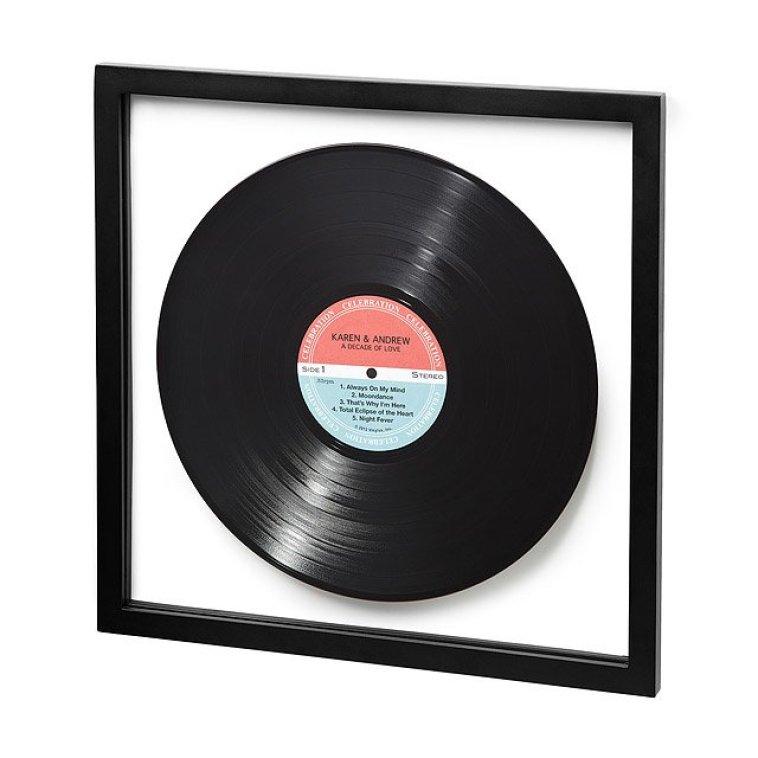 Personalized LP Record | custom album, record | Uncommon Goods