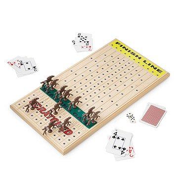 Horse Racing Game   Horse racing game, board game wood ...