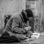 Uncompromising Faith Bearing Testimony as homeless