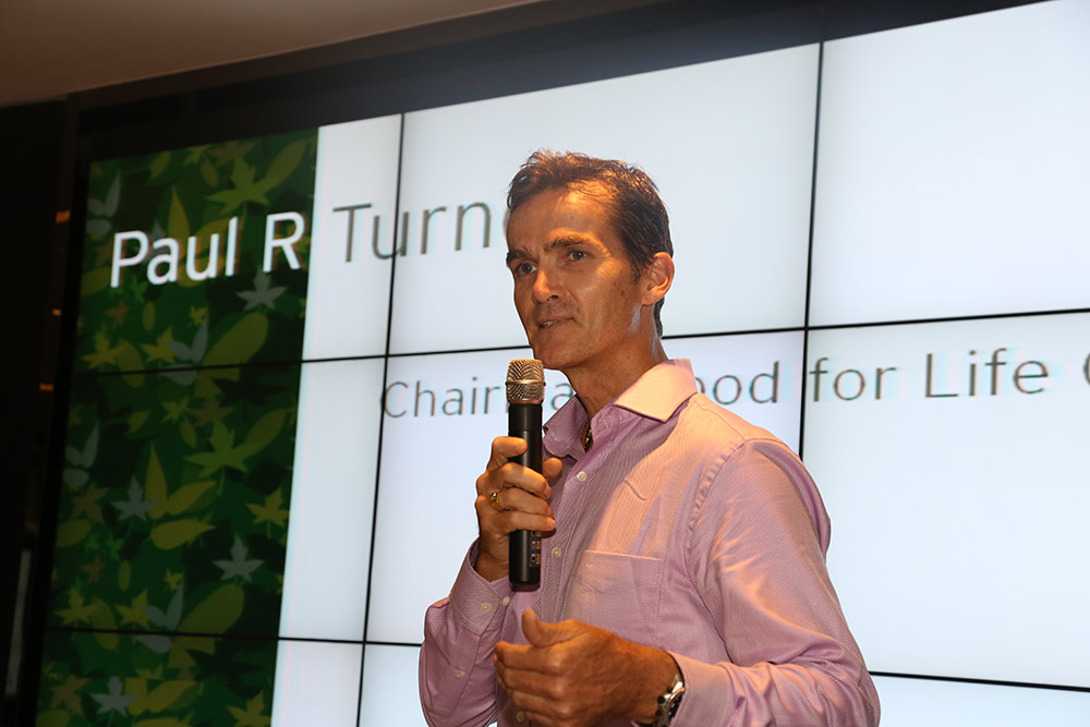 Ep274: Food Paired with Loving Intention, with Food for Life Co-founder Paul Turner