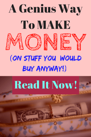 Thanks for posting this! This is the best, easy and real ways to make money online! I love Swagbucks and Ebates to get cash back on my normal shopping! Truly the best make at home tips and tricks!