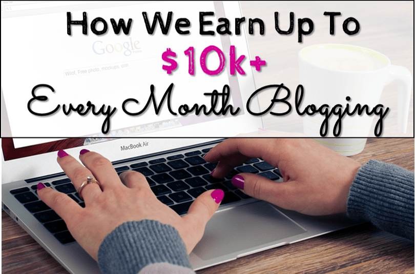 Online Income Reports: How We Make Money