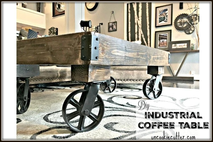 industrial coffee table a quick and
