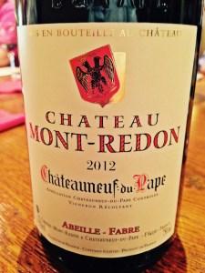 Mont-Redon 2012