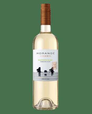 botella de Morande Reserva Sauvignon Blanc - Uncork Mexico