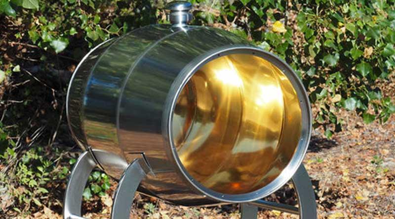 Champagne: come se fosse antani anche nella botte d'oro