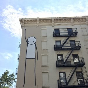 street art à Soho