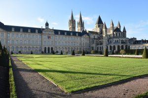 Abbayes aux Hommes à Caen