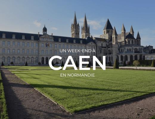 Visiter Caen en Normandie