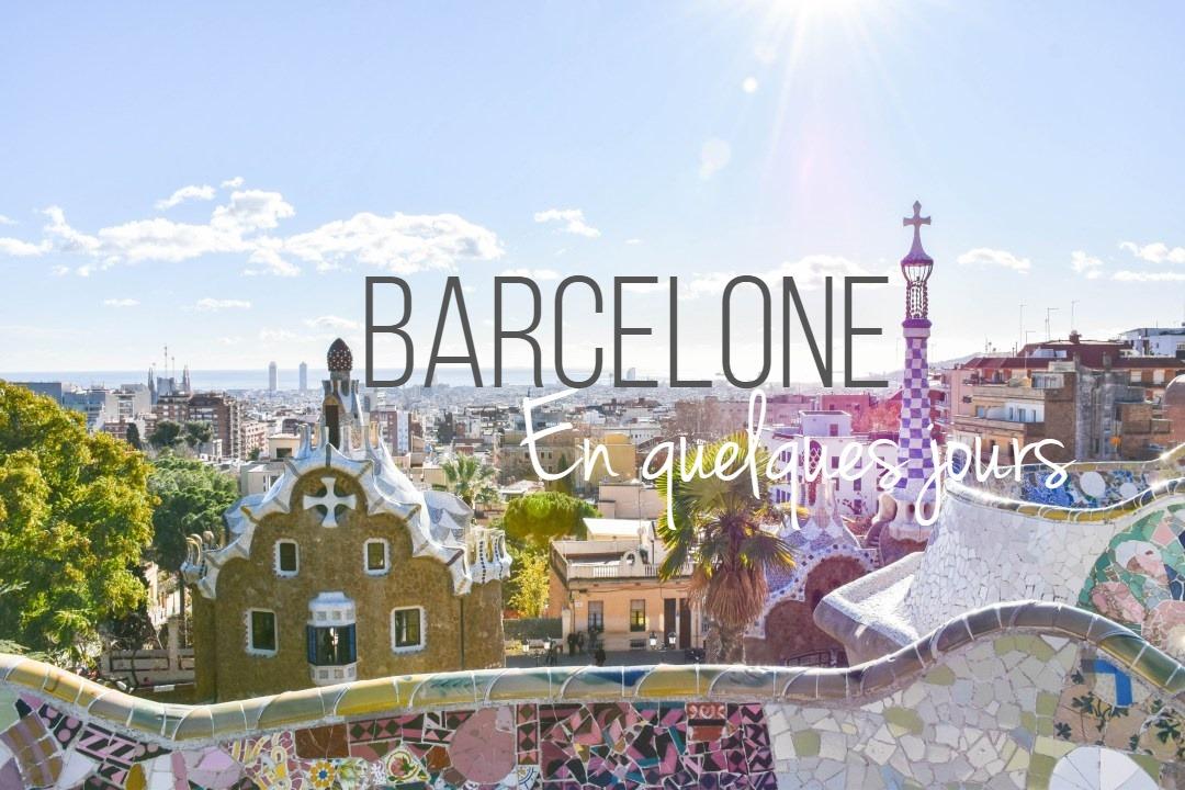 sejour barcelone decembre