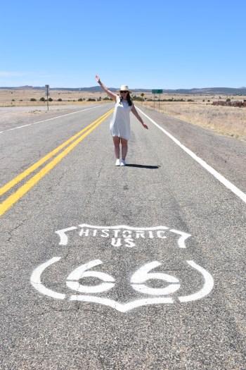 route 66_road trip ouest américain