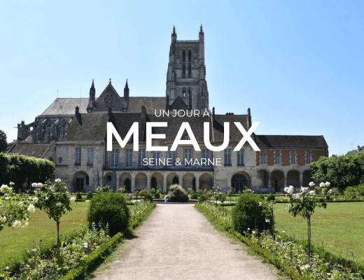 Visiter la ville de Meaux et le brie de Meaux