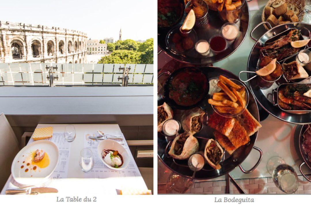 Ou Manger à Nîmes