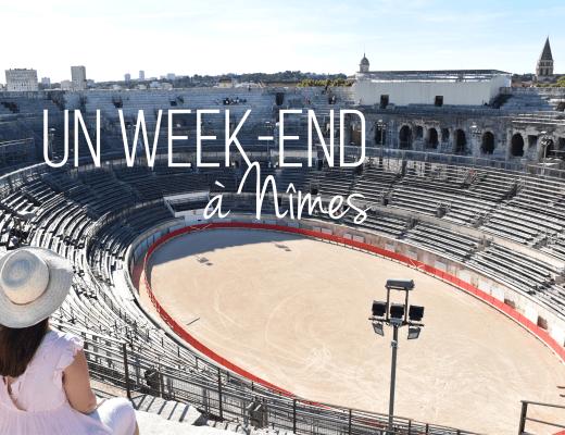 Un week-end a Nimes par un couple en vadrouille_blog_voyage