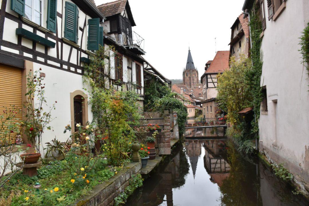 La petite Venise de Wissembourg