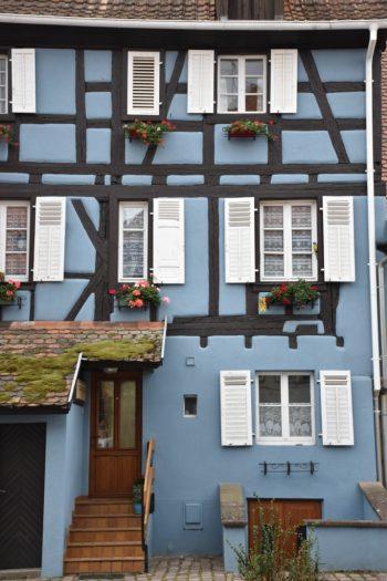 Maison à colombage à Bergheim