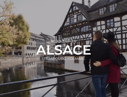 Road Trip en Alsace en couple