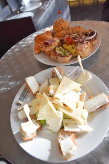 Manger aux Halles de Bacalan de bordeaux_
