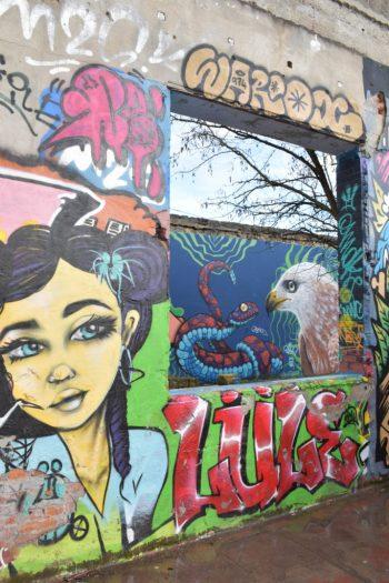 Street Art à Darwin Bordeaux_