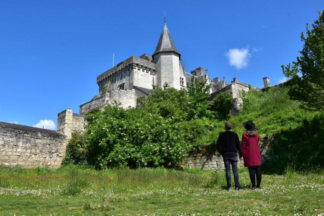 Chateau de Montsoreau_un couple en vadrouille