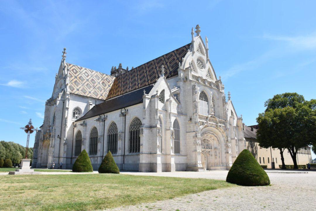 monastère du brou