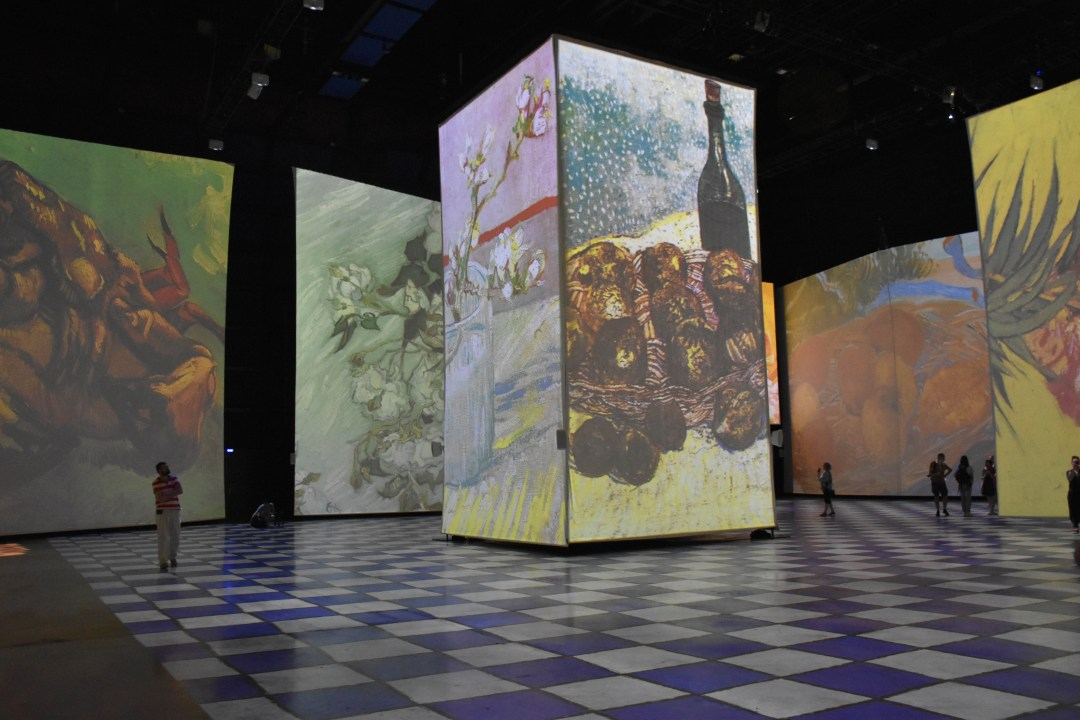 Imagine Van Gogh - Le Havre_Exposition