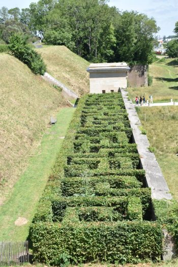 Labyrinthe aux Jardins Suspendus, LE HAVRE