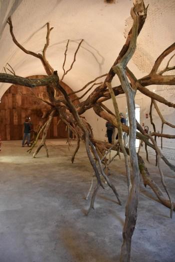Sisyphus Casemate_un été au Havre_Les Jardins Suspendus, LE HAVRE