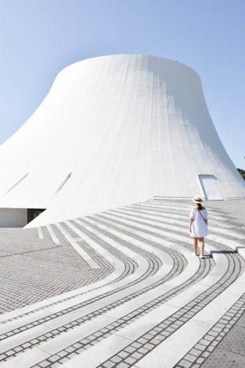 Volcan du Havre et ses escaliers