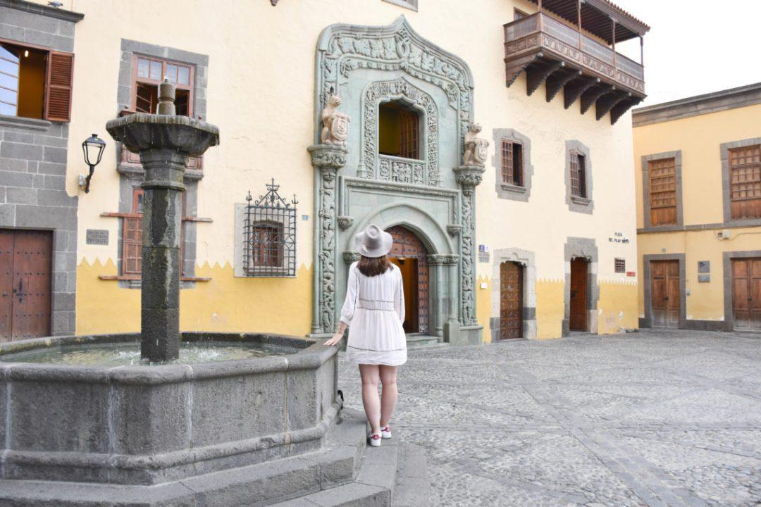 Casa de Colon de Gran Canaria_ Musée sur les découvertes de Christophe Colomb