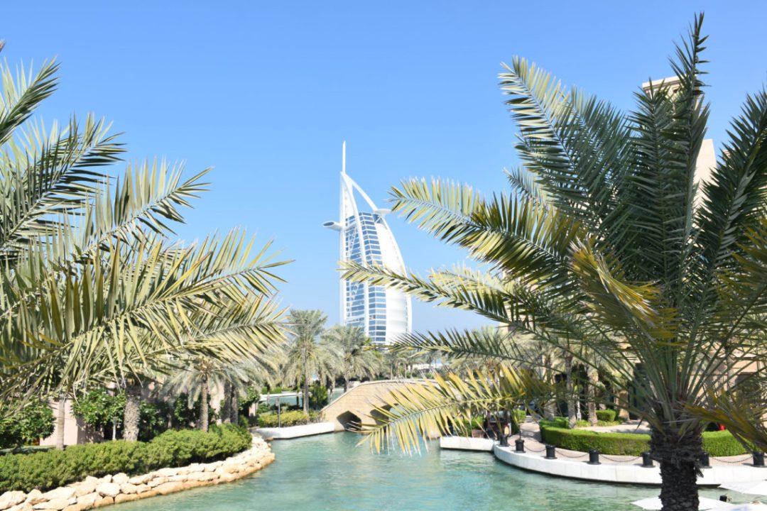 Burj Al Arab Souk Madinat Jumeirah