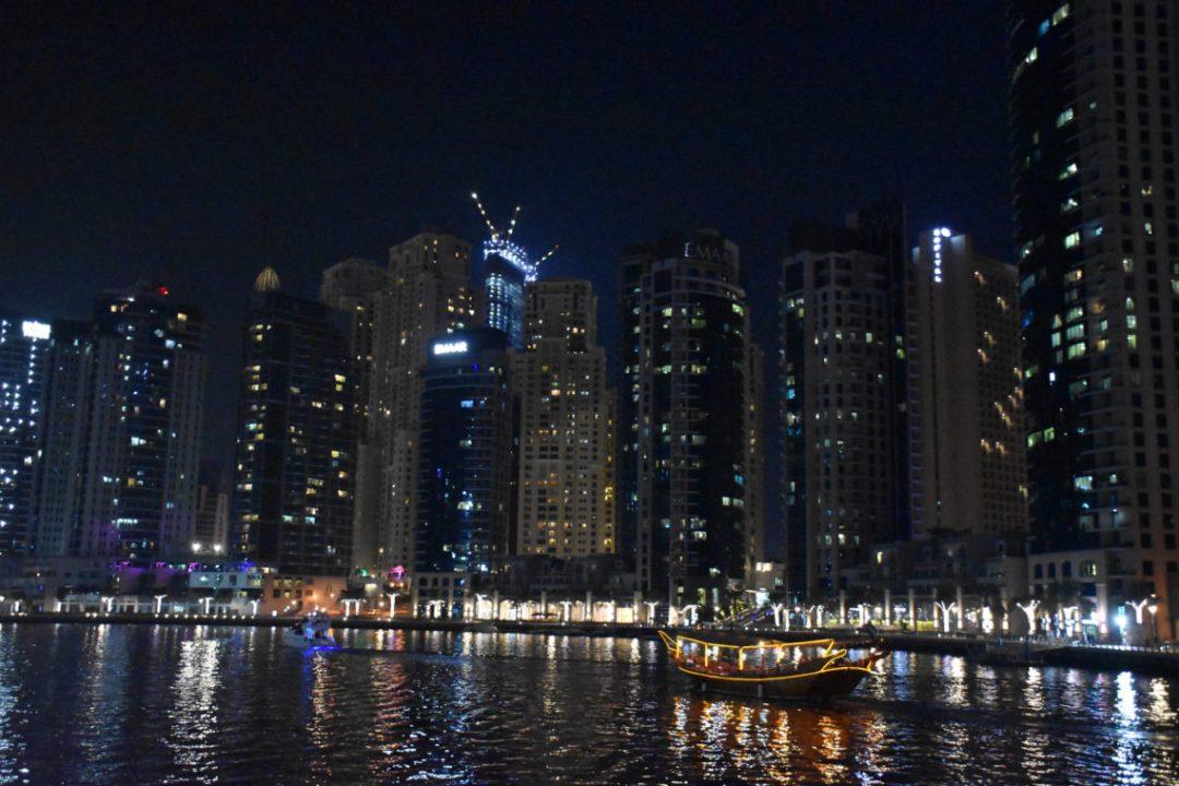Croisière en boutre Dubai Marina