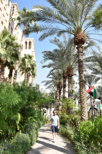 Jardin au Souk Madinat Jumeirah