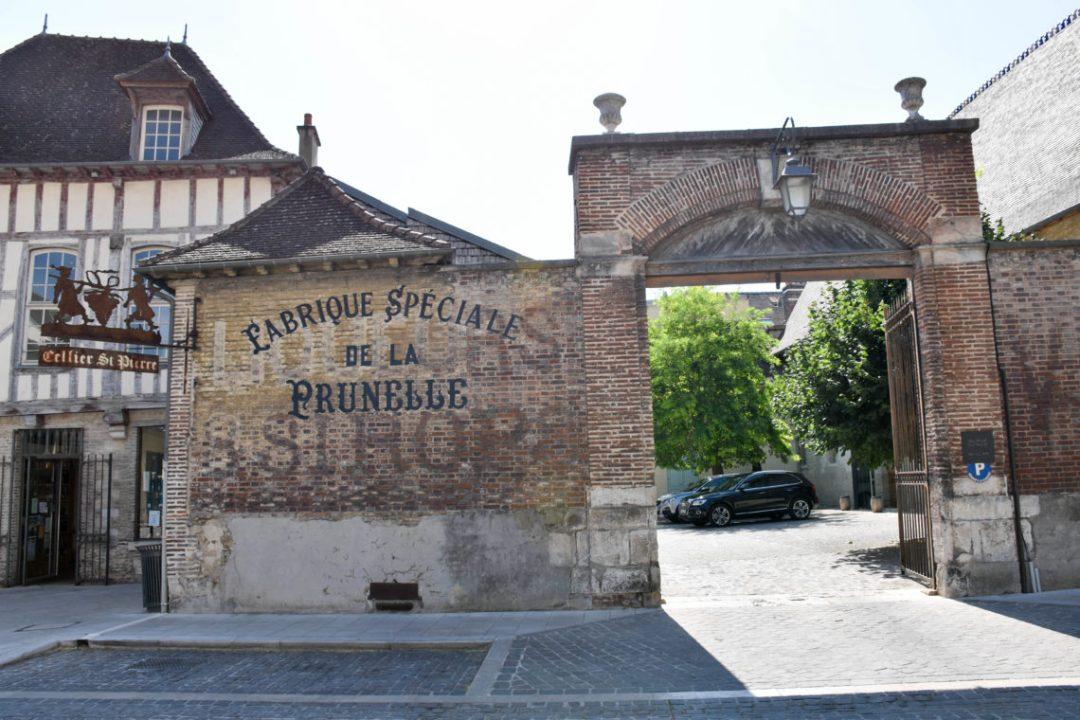 Cellier Saint pierre à Troyes