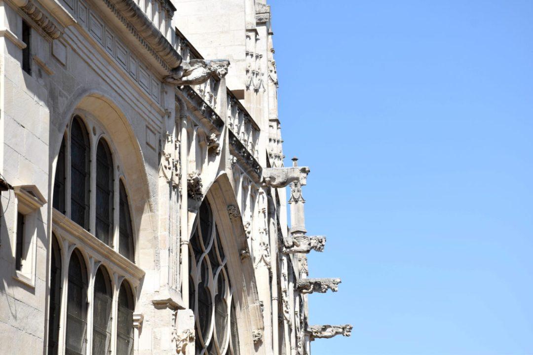 Gargouilles de l'église Saint-Jean de Troyes