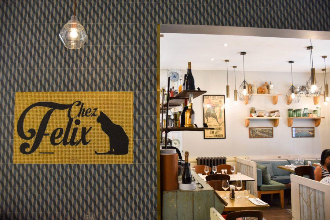 Restaurant chez Felix à Troyes, Ruelle des Chats