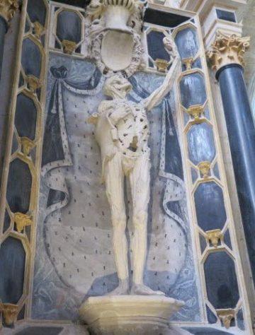le Transi, chef d'œuvre majeur de la sculpture de la Renaissance