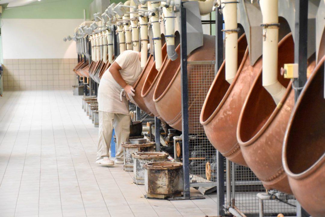 Fabrication des Dragées Braquier à Verdun