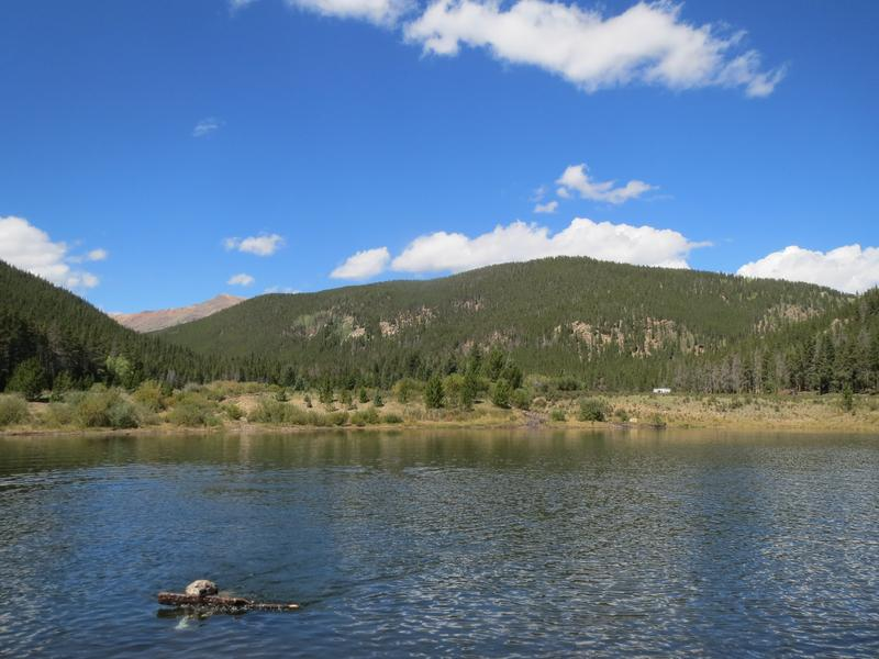 Guanella Pass Scenic Byway Georgetown Grant Colorado