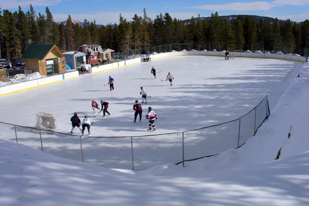 Brewster Ice Hockey Arena