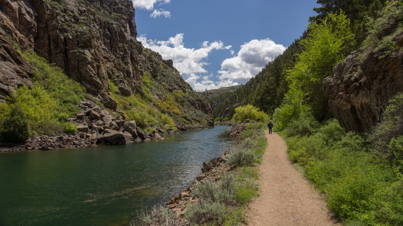 Black Canyon Rivers And Creeks