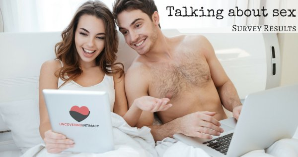 Talking about sex - survey results