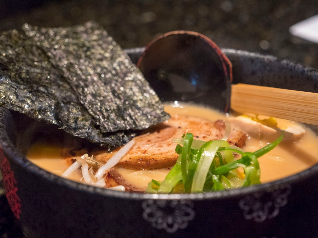 Tatsumaki Ramen and Sushi - photo by Dennis Spielman