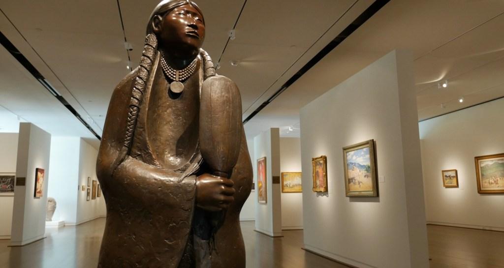 Fred Jones Jr. Museum of Art - photo by Dennis Spielman
