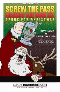 Screw the Pass, Eggnog the Rum 5x: Drunk for Christmas! poster