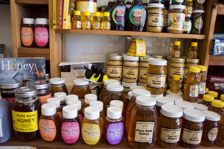 Honey at Lohmann's Good Things