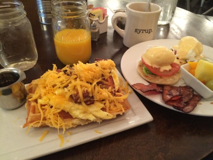 Breakfast at Syrup