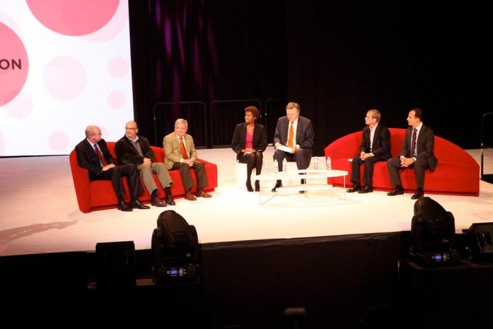 The Creativity World Forum Talk from 2010