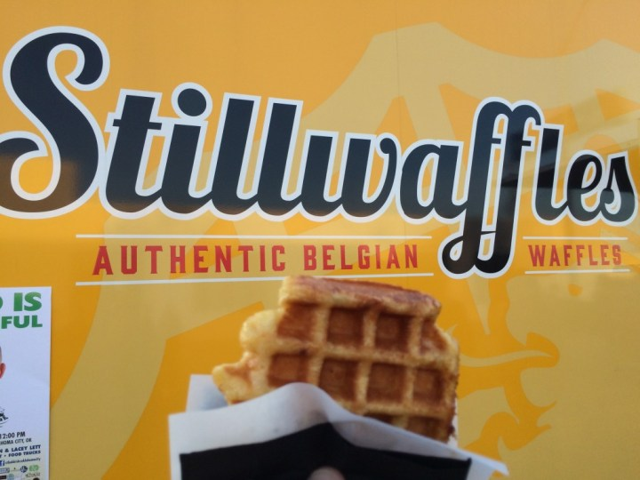 Stillwaffles from H&8th - Photo by Dennis Spielman