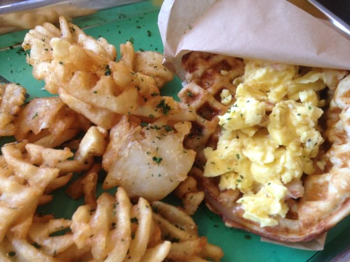 Waffle Champion